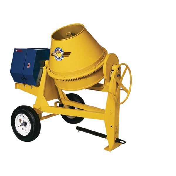 1515 2209 stone 6 cu ft concrete mixer