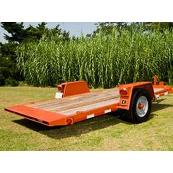 1668 Trailer S2A Tilt Bed DitchWitch
