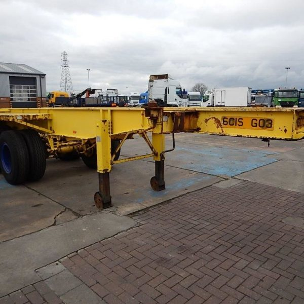1794 Trailer Double Axle 20ft. MGS 600x600