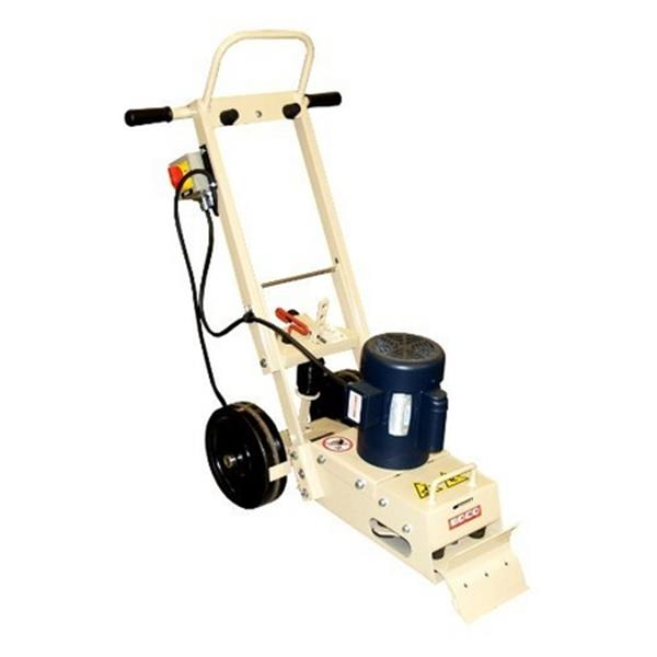 1989 CONCRETE carpet stripper