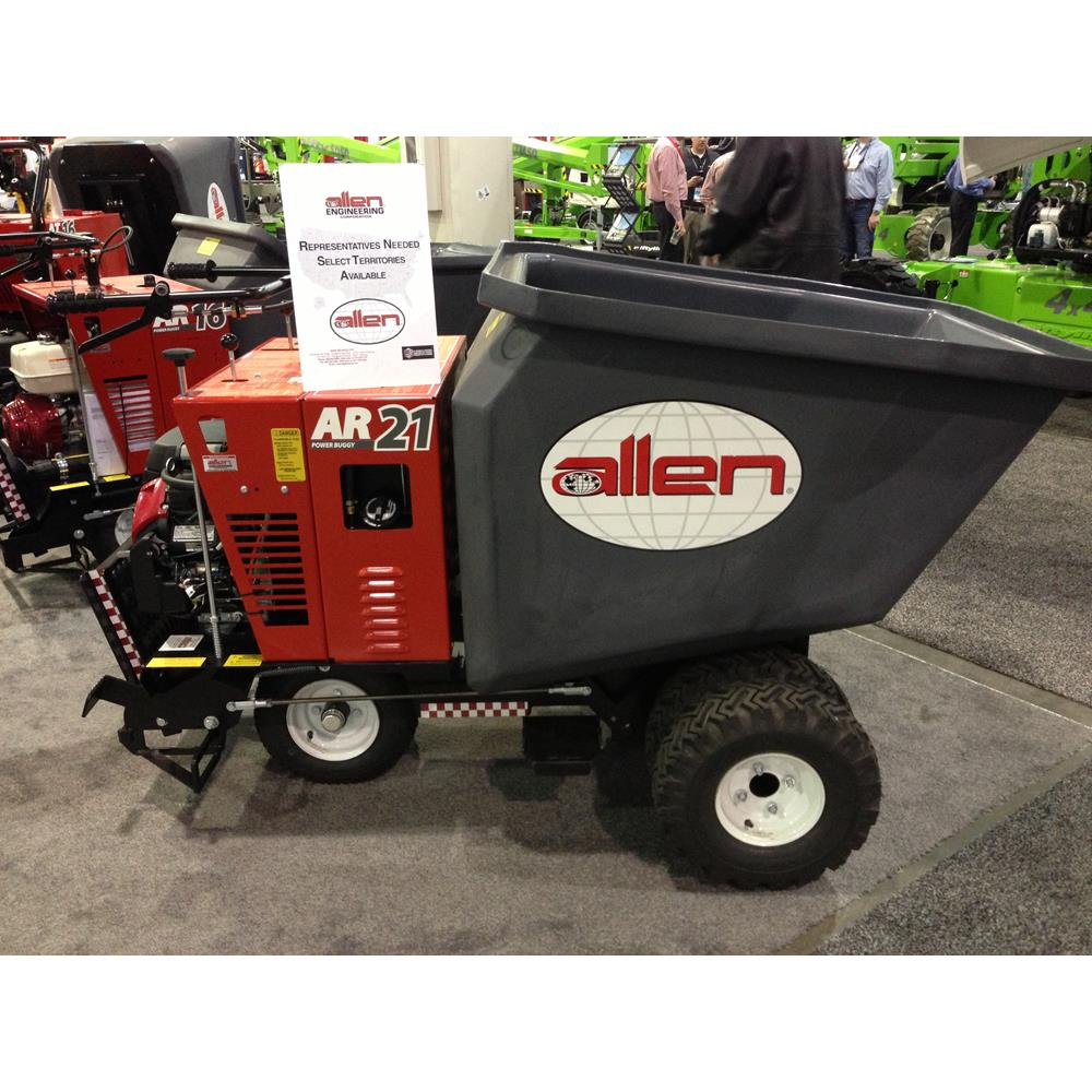 Miller - MB16 - Buggy With Tracks - Equipment Rental Company
