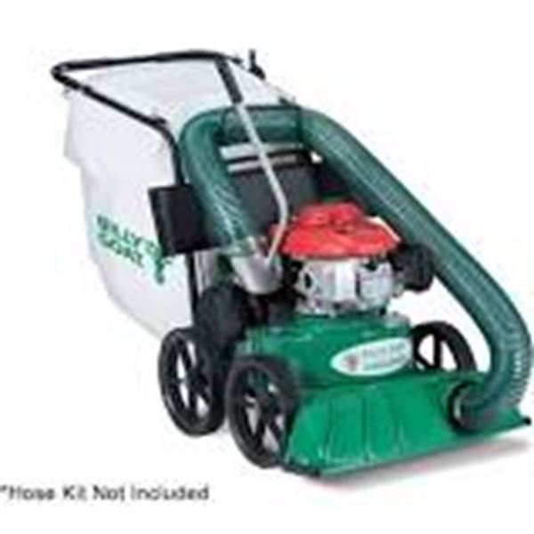 2044 Leaf Vac Shredder Billy Goat Walk Behind