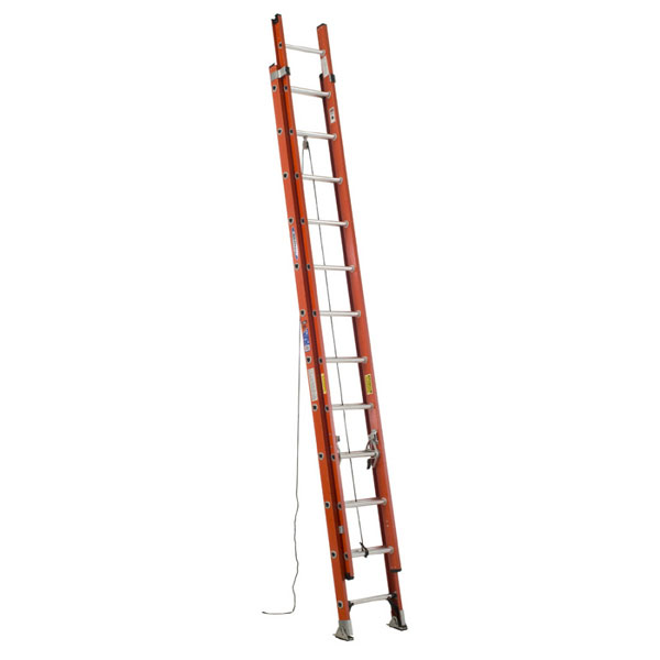 2067 bauer 24 ft extension ladder