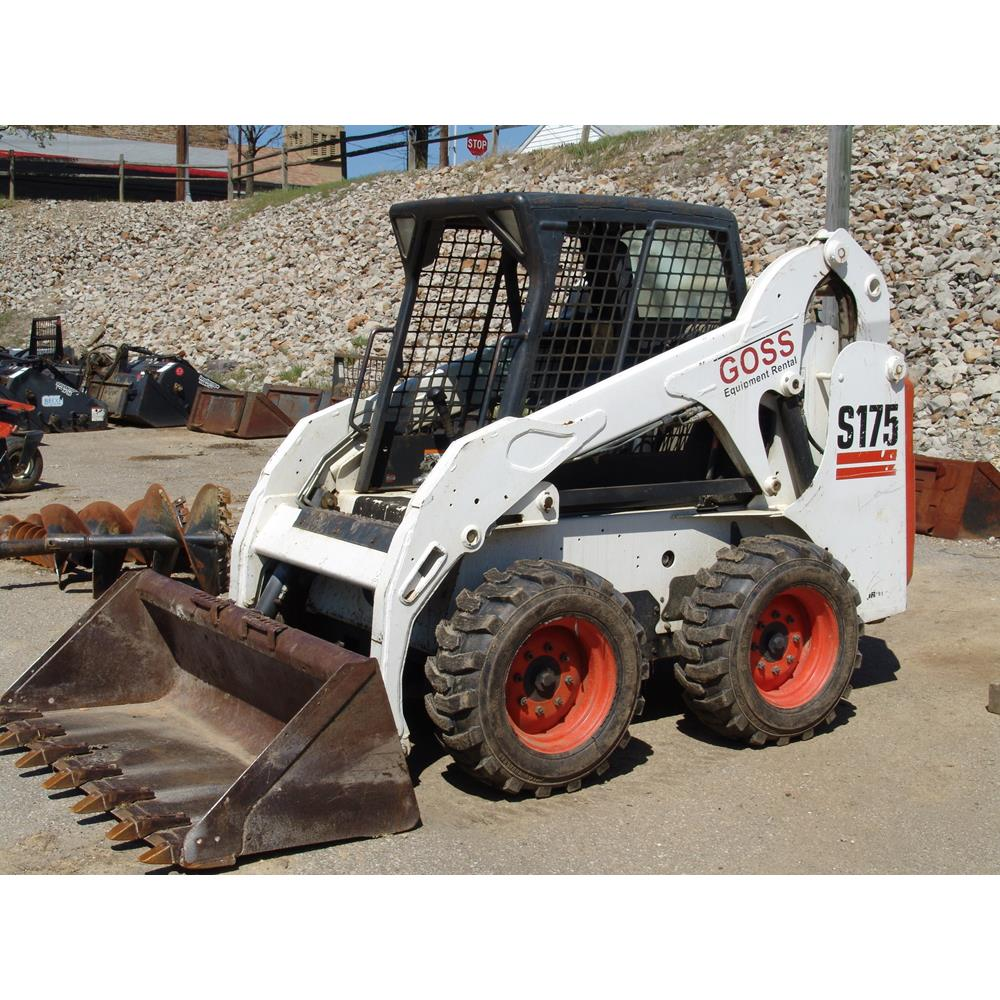 2301 2382 Bobcat Skid Loader 1
