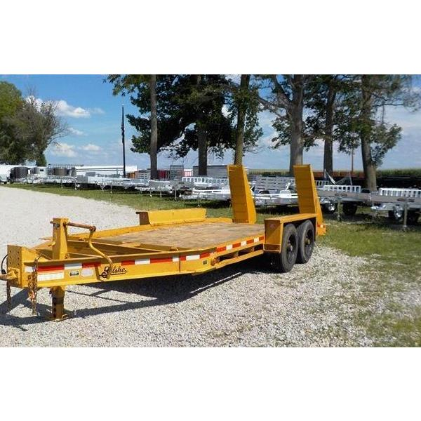 2380 2381 Trailer ouble Axle 18ft. T 16 BELSHE 600x389