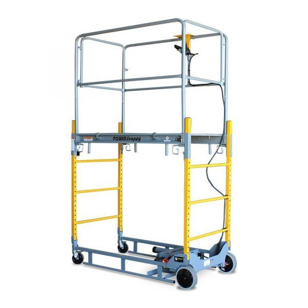 2413 Granite Portable Power Lift Scaffold 600x600