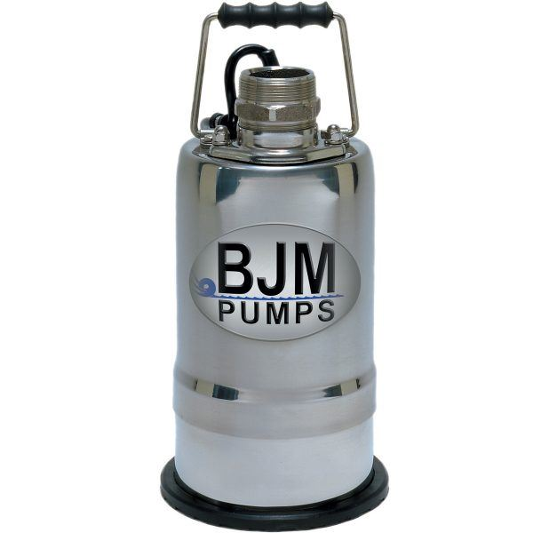 2453 BJM 2in Sump Pump Model R4000D 600x600