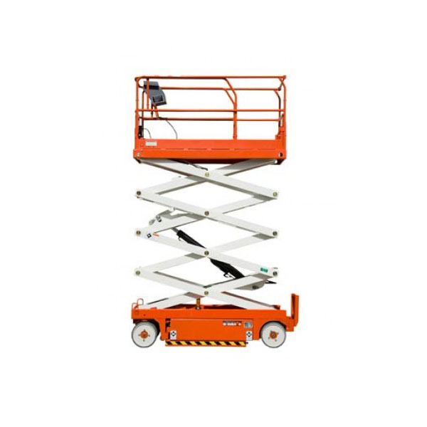 2546 2547 2548 Snorkel Scissor Lift S3219E 20ft 500 capacity