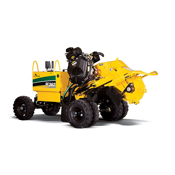 2564 vermeer 362 stump cutter