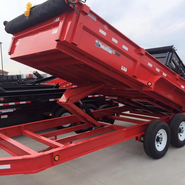 Trailer RED electric 600x600